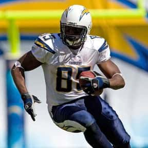 Antonio Gates is listed (or ranked) 2 on the list The Best Chargers Players of All Time