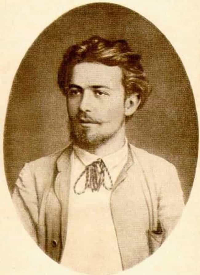Anton Chekhov is listed (or ranked) 3 on the list The Hottest Dead Writers
