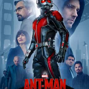 Ant-Man is listed (or ranked) 17 on the list The Best Superhero Movies Ever Made