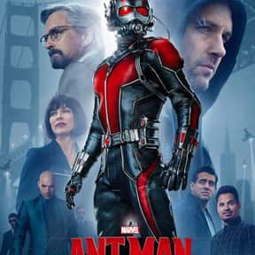 Ant-Man is listed (or ranked) 25 on the list The Best Family Movies Rated PG-13
