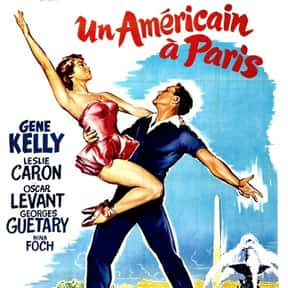 An American in Paris is listed (or ranked) 21 on the list The Worst Best Picture-Winning Films