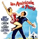 An American in Paris is listed (or ranked) 18 on the list Critically Acclaimed Movies That Kinda Suck