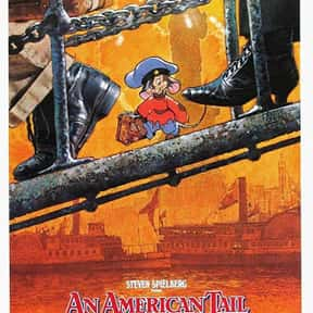 An American Tail is listed (or ranked) 10 on the list The Best Adventure Movies for 10 Year Old Kids