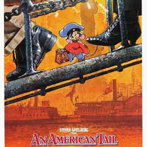 An American Tail is listed (or ranked) 20 on the list The Best Animated Films Ever