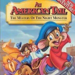 An American Tail: The Mystery  is listed (or ranked) 11 on the list The Best 90s Movies On Netflix, Ranked