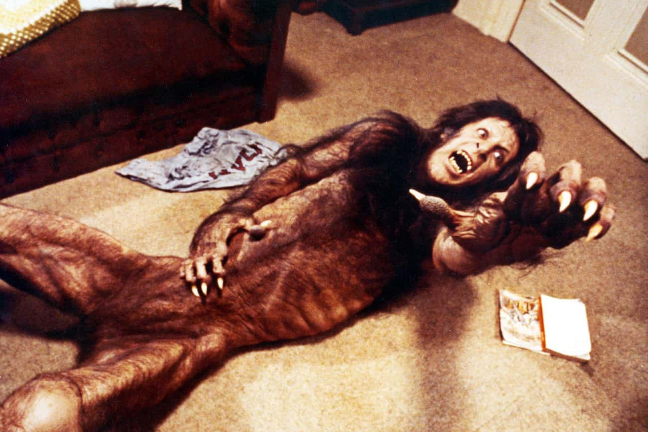 David's Transformation From 'A is listed (or ranked) 1 on the list Monster Master Rick Baker's Creature Creations, Ranked