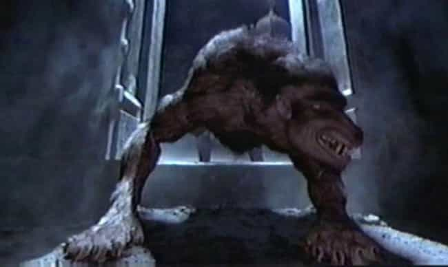 An American Werewolf in ... is listed (or ranked) 4 on the list Pretty Bad CGI In Horror Movies
