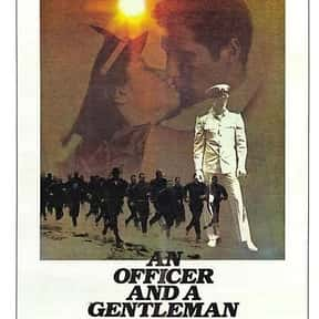 An Officer and a Gentleman is listed (or ranked) 16 on the list The Most Inspirational Movies Ever