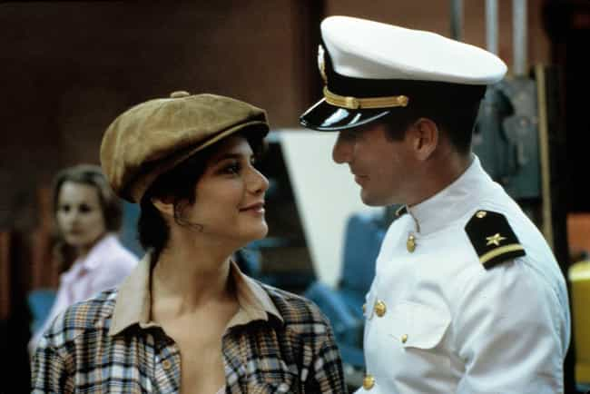 An Officer and a Gentleman is listed (or ranked) 8 on the list 13 Movie Couples Who Hated Each Other In Real Life