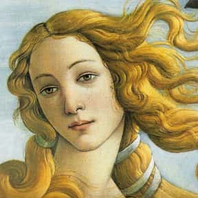 Aphrodite is listed (or ranked) 24 on the list The Greatest Female Characters in Literature, Ranked