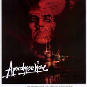 Apocalypse Now is listed (or ranked) 16 on the list The Best Adventure Movies That Take Place in the Jungle