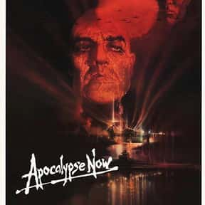 Apocalypse Now is listed (or ranked) 4 on the list The Best Robert Duvall Movies