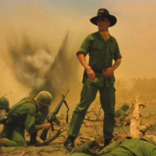 Apocalypse Now is listed (or ranked) 2 on the list The Darkest Film Shoots in History