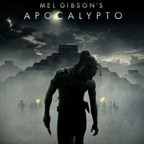 Apocalypto is listed (or ranked) 25 on the list The Best Mel Gibson Movies