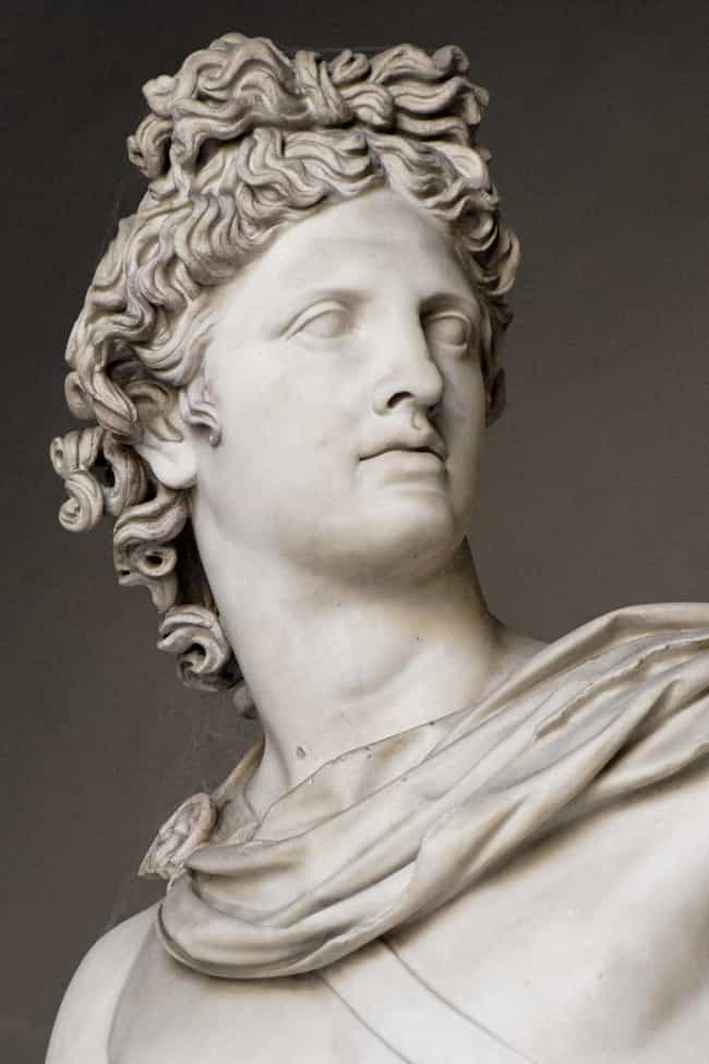 Apollo is listed (or ranked) 4 on the list All The Greek Gods on Mount Olympus
