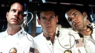 Jack Swigert In 'Apollo 13' is listed (or ranked) 1 on the list 12 Huge Movie Roles That Brad Pitt Turned Down