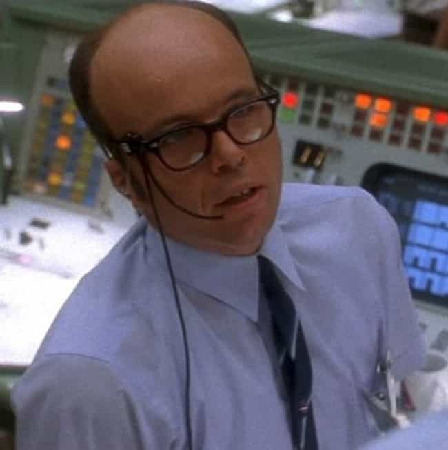 Apollo 13 is listed (or ranked) 8 on the list All Of Clint Howard's Cameos in Ron Howard Films