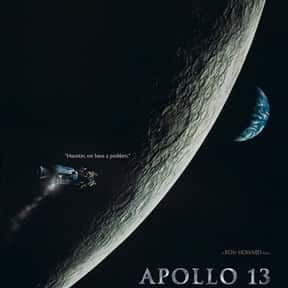 Apollo 13 is listed (or ranked) 1 on the list The Best Space Movies