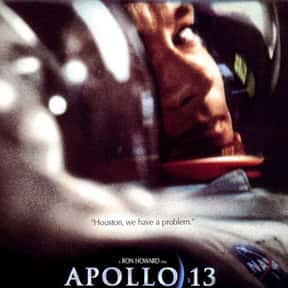 Apollo 13 is listed (or ranked) 11 on the list What's the Best Florida Movie of All Time?