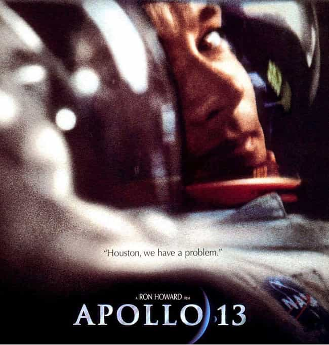 Apollo 13 is listed (or ranked) 4 on the list The Best Survival Movies Based on True Stories