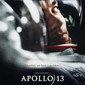 Apollo 13 is listed (or ranked) 6 on the list The Best Movies Roger Ebert Gave Four Stars