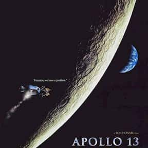 Apollo 13 is listed (or ranked) 5 on the list 25+ Great Movies That Have a Ticking Clock