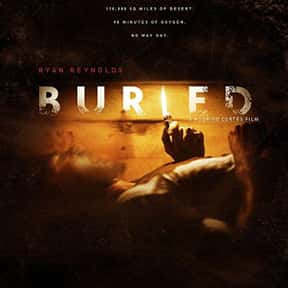 Buried is listed (or ranked) 15 on the list The Best Ryan Reynolds Movies