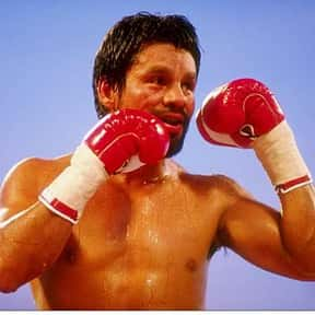 Roberto Duran is listed (or ranked) 14 on the list The Toughest Professional Fighters in History