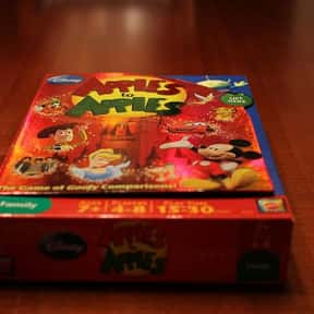 Apples to Apples is listed (or ranked) 15 on the list The Best Board Games For Kids