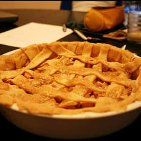 Apple pie is listed (or ranked) 24 on the list Every Single Type of Cake, Ranked by Deliciousness