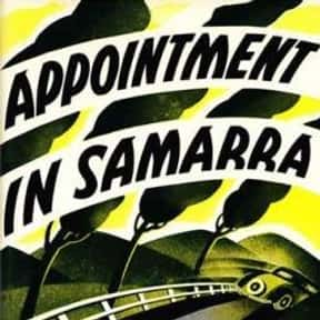 Appointment in Samarra is listed (or ranked) 6 on the list Time's Best Novels Since 1923