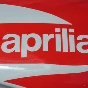 Aprilia is listed (or ranked) 2 on the list The Best Scooter Brands