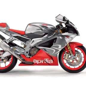 Aprilia is listed (or ranked) 9 on the list The Best Motorcycle Brands