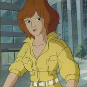 April O'Neil is listed (or ranked) 8 on the list The Greatest Journalist Characters in Film