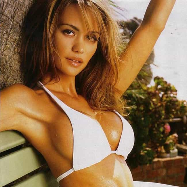 April Scott is listed (or ranked) 2 on the list The Hottest Models Who Went to College