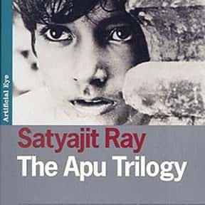 Apu trilogy is listed (or ranked) 18 on the list The Greatest Movies in World Cinema History
