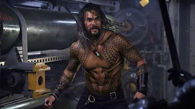Photo: Aquaman / Warner Bros Pictures