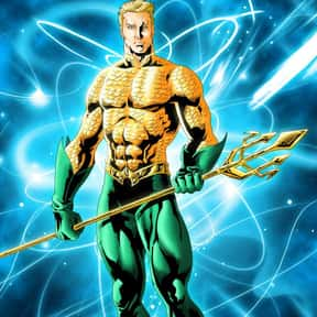 Aquaman is listed (or ranked) 7 on the list The Best Members of the Justice League and JLA