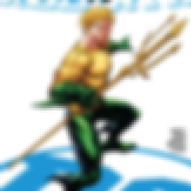Aquaman is listed (or ranked) 4 on the list 13 Fictional Characters Who Are Way Heavier Than They Look