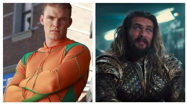 Aquaman is listed (or ranked) 4 on the list The Best Superhero Evolution on Film