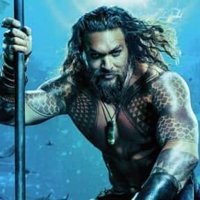 Aquaman is listed (or ranked) 15 on the list Easy Costumes If You Already Have A Beard or Mustache