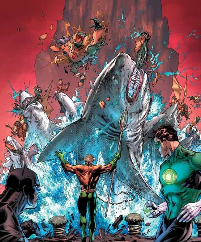 Aquaman is listed (or ranked) 3 on the list Famous Superpowers That Don't Work The Way You Think They Do