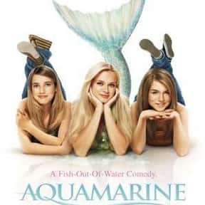 Aquamarine is listed (or ranked) 25 on the list The Best Teen Romance Movies