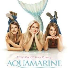 Aquamarine is listed (or ranked) 21 on the list The Best Movies for Young Girls