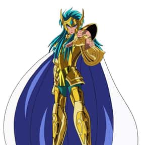 Aquarius Camus is listed (or ranked) 18 on the list The 20+ Greatest Anime Characters With Ice Powers