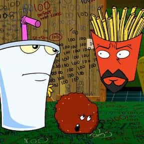 Aqua Teen Hunger Force is listed (or ranked) 2 on the list The Best Adult Swim TV Shows