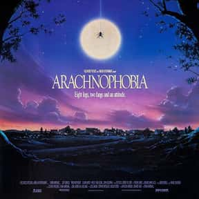 Arachnophobia is listed (or ranked) 12 on the list The Best PG-13 Horror Movies