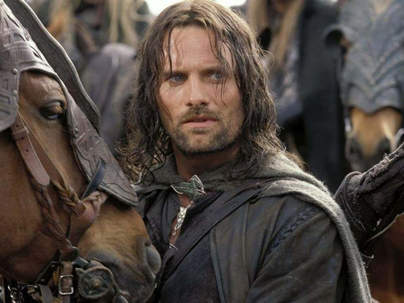 Aragorn Is 87 (And Lives To 21 is listed (or ranked) 2 on the list Fictional Characters Who Are Way Older Than They Look
