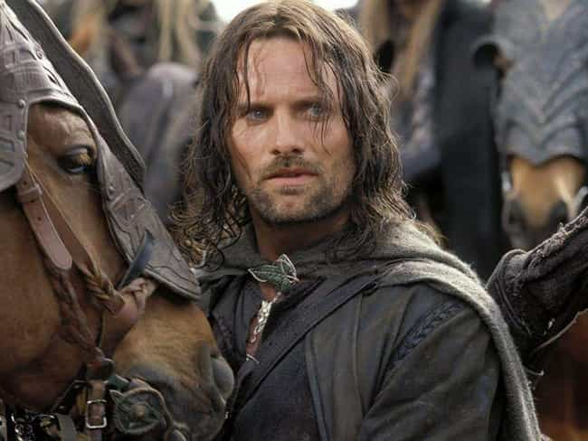 Aragorn is listed (or ranked) 1 on the list Fictional Characters Who Are Way Older Than They Look