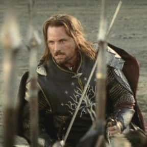 Aragorn is listed (or ranked) 24 on the list The Best Movie Characters Of All Time